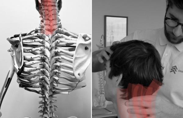 Hilfe bei Nackenschmerzen und Kopfschmerzen