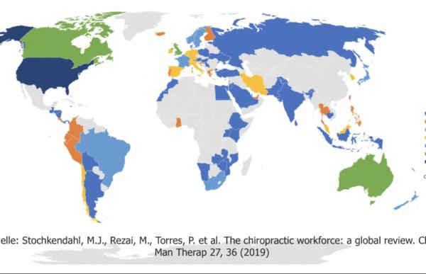 Chiropraktik weltweit. Rechte, Pflichten, Kostenübernahme